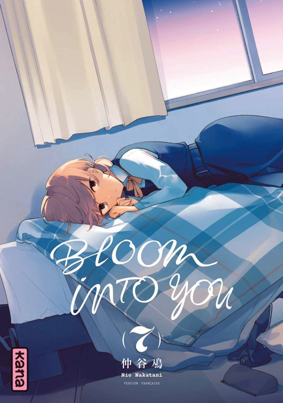 Bloom into you T7, manga chez Kana de Nakatani