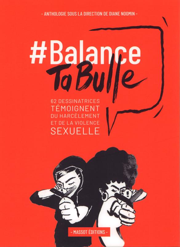 #balancetabulle, comics chez Massot Editions de Collectif
