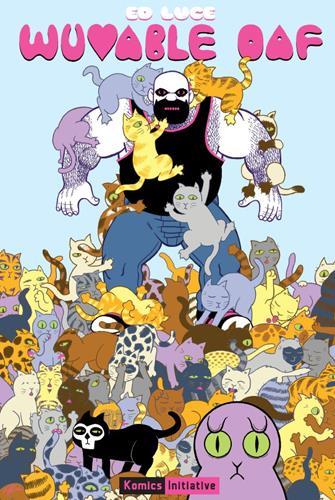 Wuvable Oaf, comics chez Komics Initiative de Luce