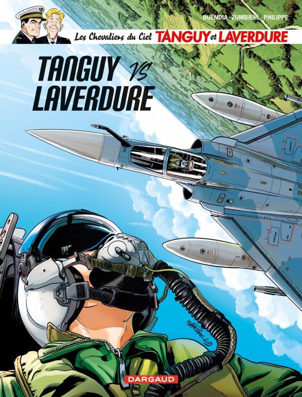 Tanguy et Laverdure T9 : Tanguy VS Laverdure (0), bd chez Dargaud de Zumbiehl, Buendia, Philippe