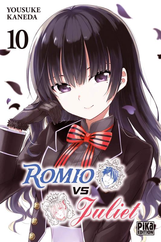 Romio vs Juliet T10, manga chez Pika de Kaneda