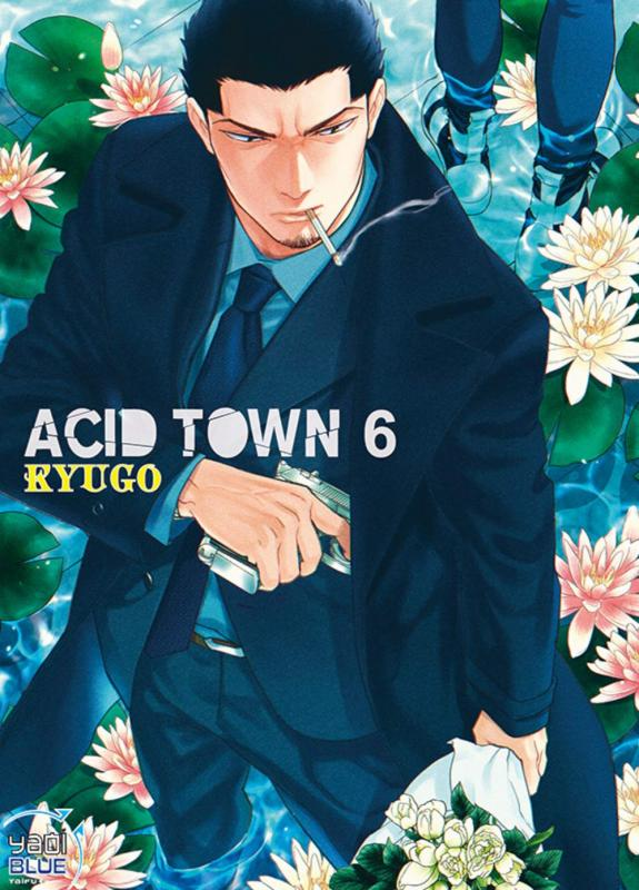 Acid town T6, manga chez Taïfu comics de Kyugo