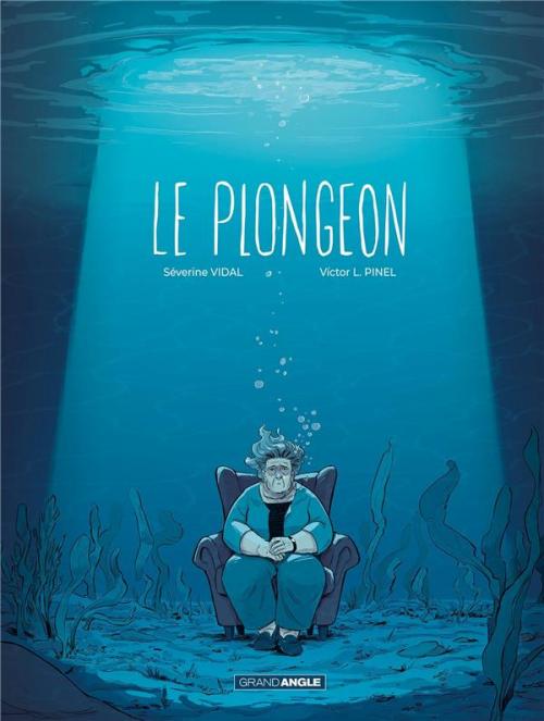 Le Plongeon, bd chez Bamboo de Vidal, Pinel