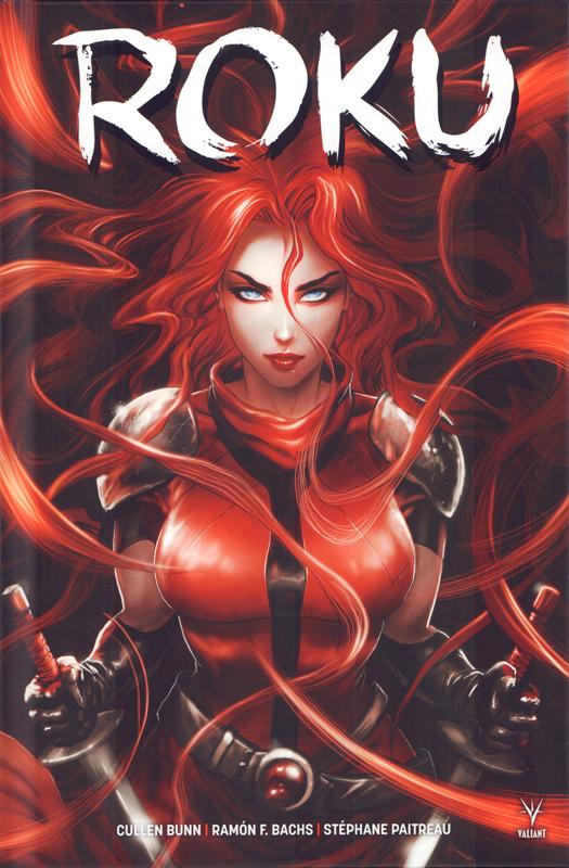 Roku , comics chez Bliss Comics de Bunn, Bachs, Paitreau, Kirkham