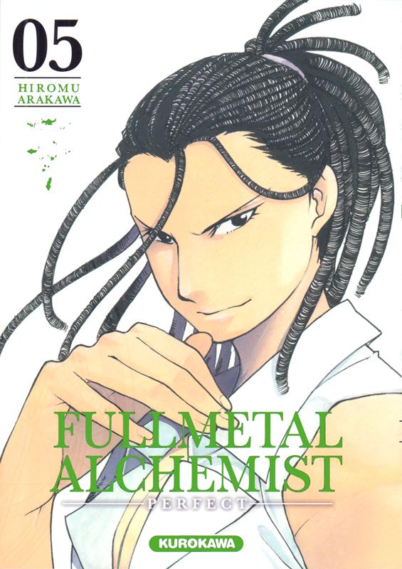 Fullmetal Alchemist – Perfect, T5, manga chez Kurokawa de Arakawa