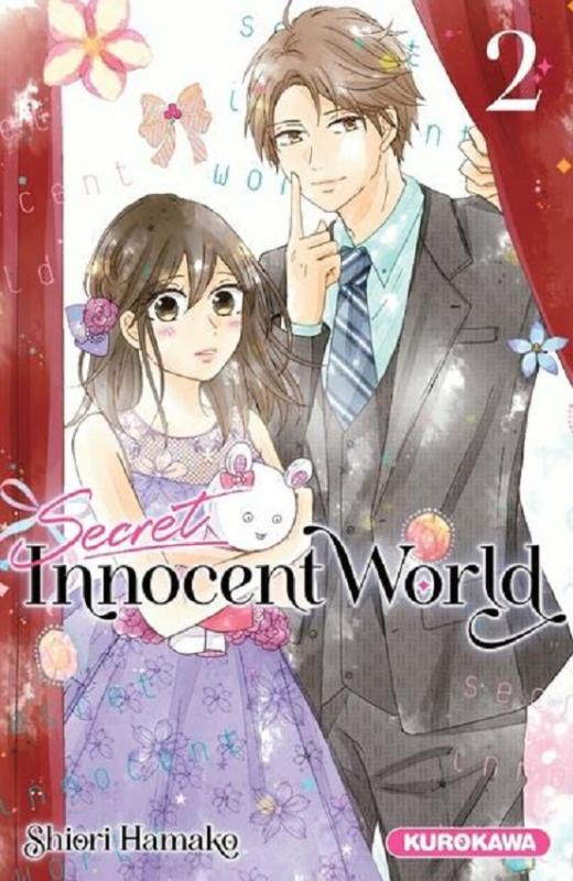 Secret innocent world T2, manga chez Kurokawa de Hamako