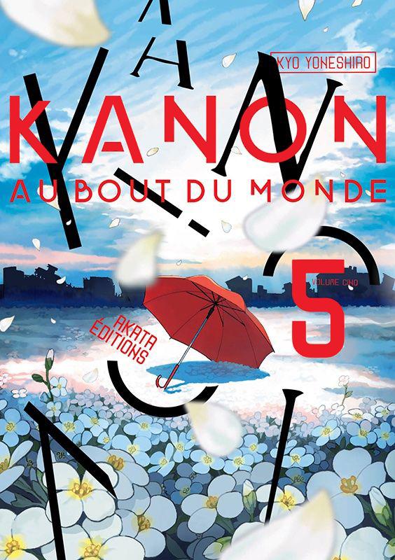 Kanon au bout du monde T5, manga chez Akata de Yoneshiro