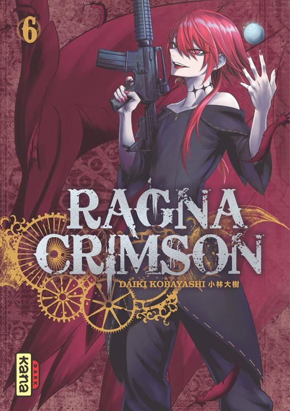 Ragna Crimson  T6, manga chez Kana de Kobayashi