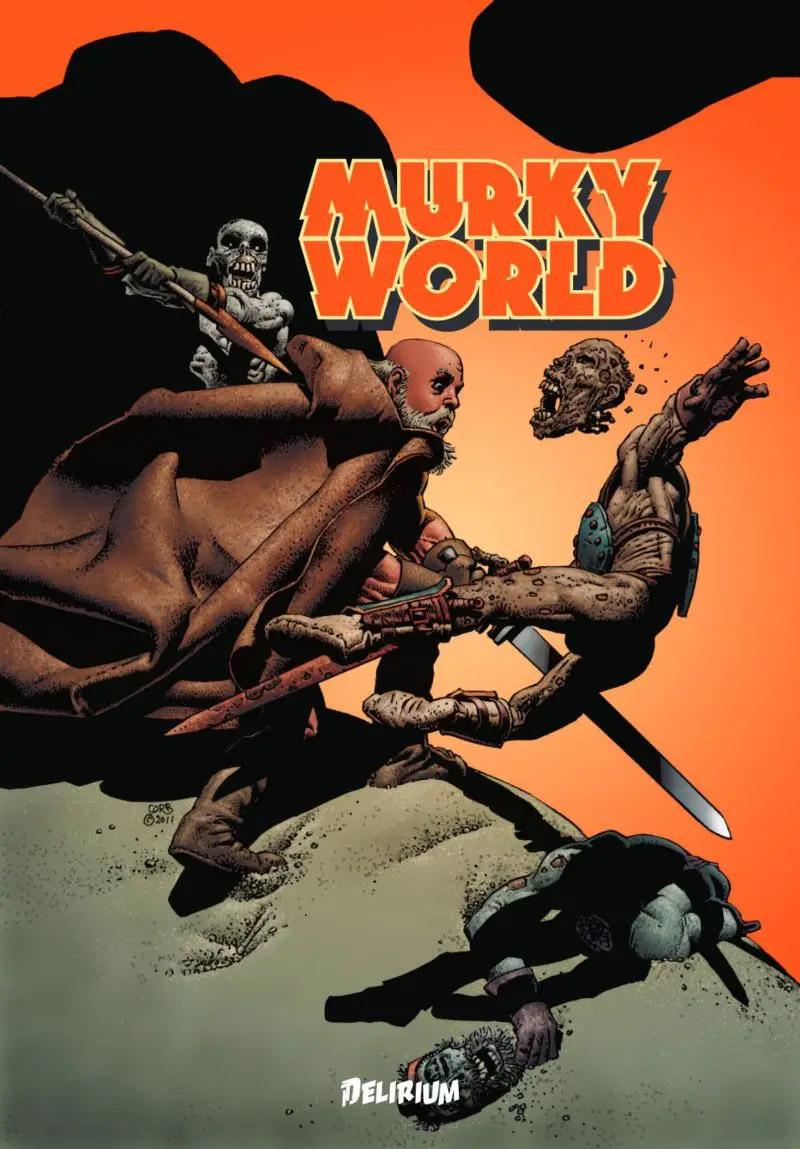 Murky World, comics chez Delirium de Corben