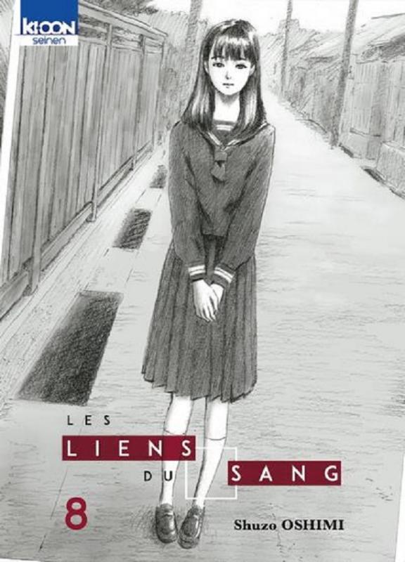 Les liens du sang T8, manga chez Ki-oon de Oshimi