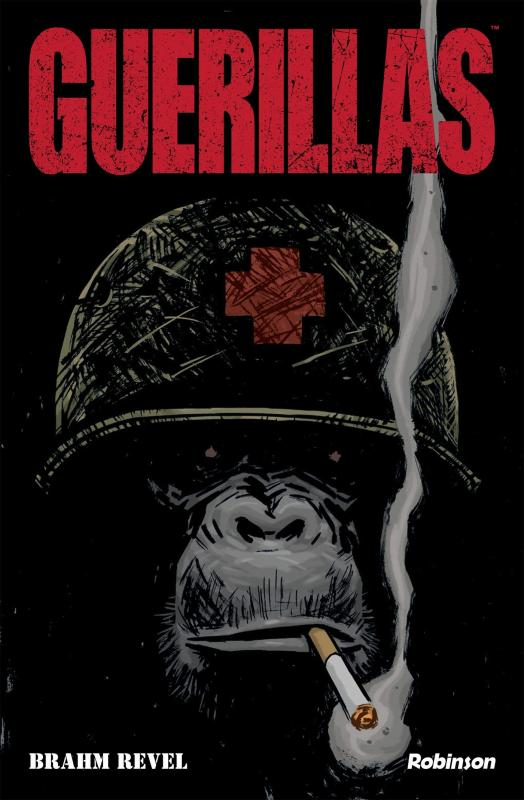 Guerillas T1, comics chez Robinson de Revel