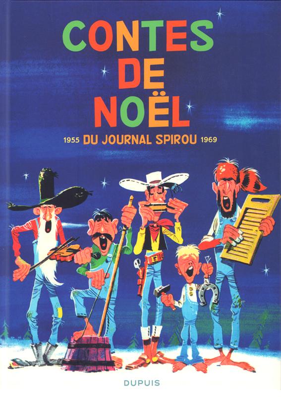Contes de Noël : 1955-1969 (0), bd chez Dupuis de Collectif