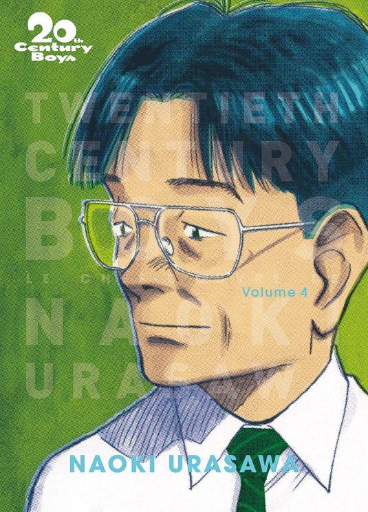 20th Century Boys – Edition Perfect, T4, manga chez Panini Comics de Urasawa