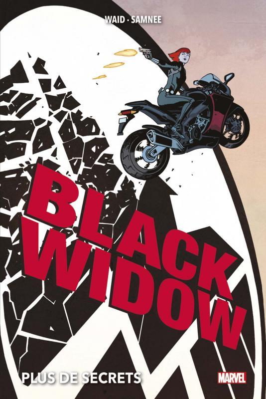 Black Widow : Plus de secrets (0), comics chez Panini Comics de Waid, Samnee, Wilson