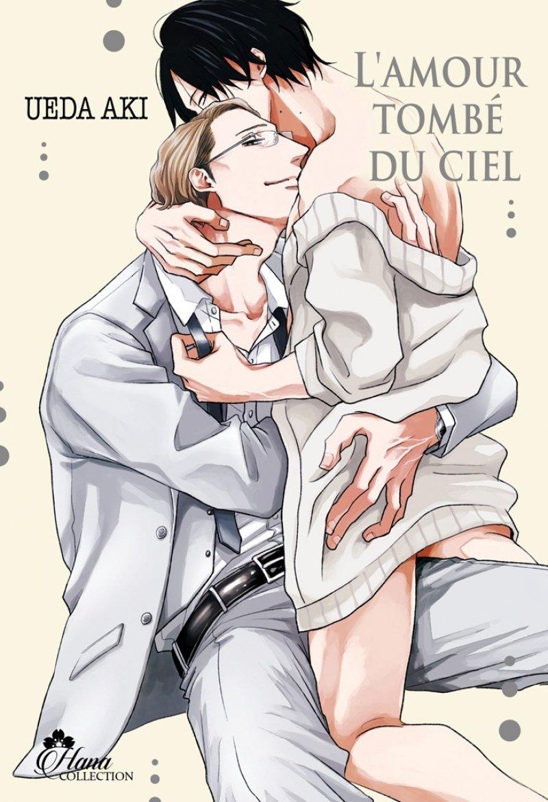 L'amour tombé du ciel, manga chez Boy's Love IDP de Ueda