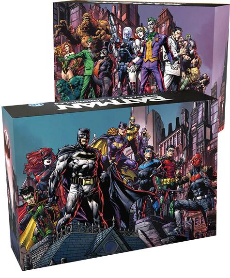 Batman Gotham City Chronicles , comics chez Monolith de Henry, Maleev, Jean, Clarenko, Morey, Lee, Archer, Roux, Nikolic, Chung, Finch, Demaret, Boudoiron