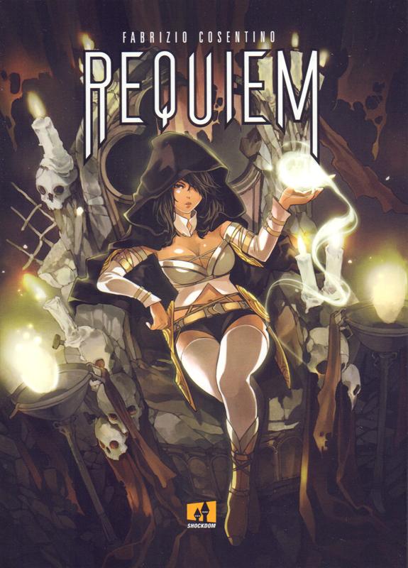 Requiem (Cosentino), manga chez Shockdom de Cosentino