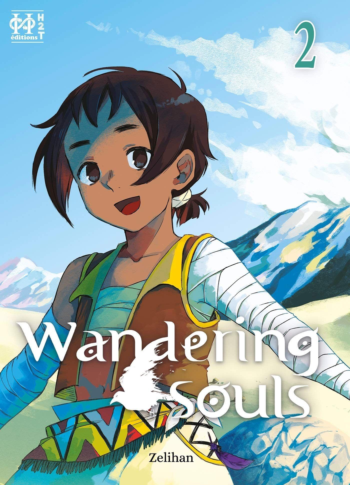 Wandering souls T2, manga chez H2T de Zelihan