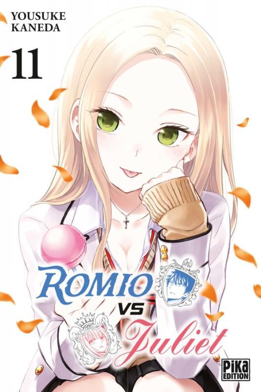 Romio vs Juliet T11, manga chez Pika de Kaneda