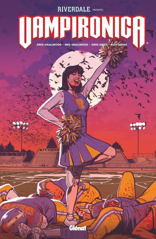 Riverdale présente... : Vampironica (0), comics chez Glénat de Smallwood