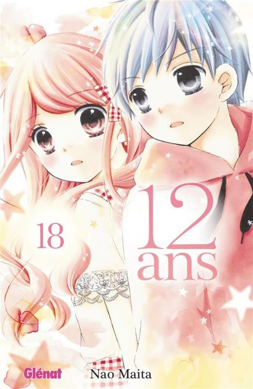 12 ans T18, manga chez Glénat de Maita