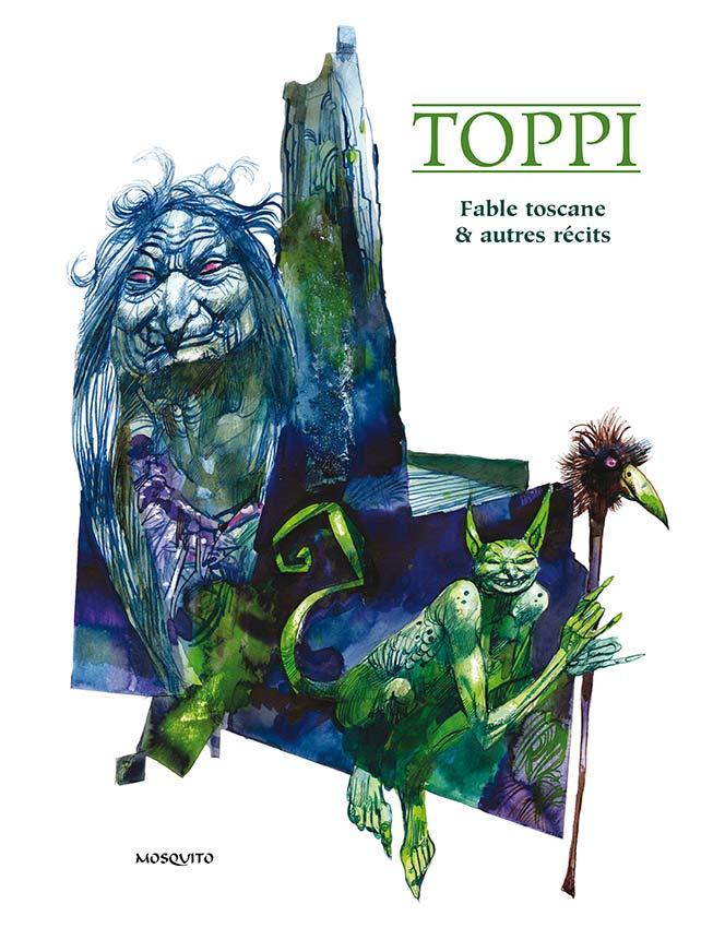 Fable Toscane : Et autres récits (0), bd chez Mosquito de Toppi