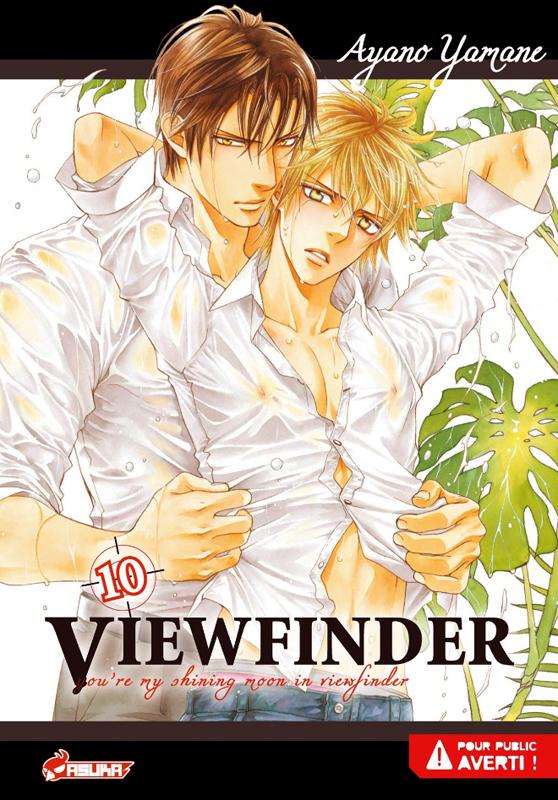 Viewfinder T10, manga chez Asuka de Yamane