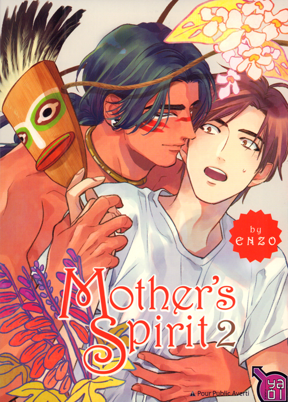Mother's spirit T2, manga chez Taïfu comics de Enzo