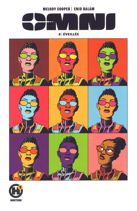 Omni T2 : Eveillée (0), comics chez Les Humanoïdes Associés de Cooper, Balam, Valletta, Bolson