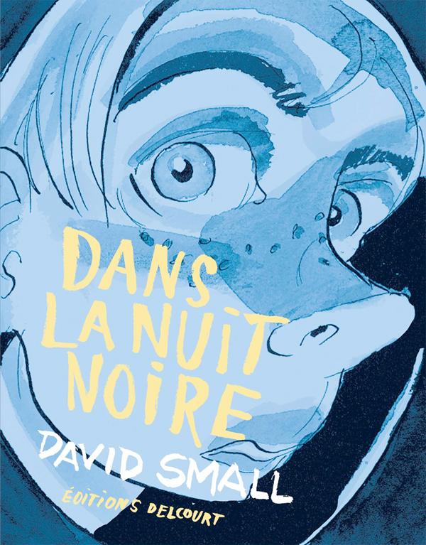 Dans la nuit noire, comics chez Delcourt de Small