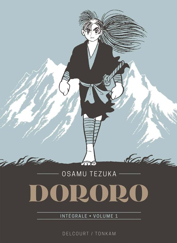 Dororo – Edition Prestige, T1, manga chez Delcourt Tonkam de Tezuka