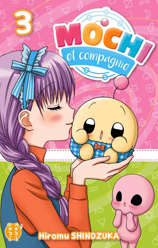 Mochi et compagnie T3, manga chez Nobi Nobi! de Shinozuka