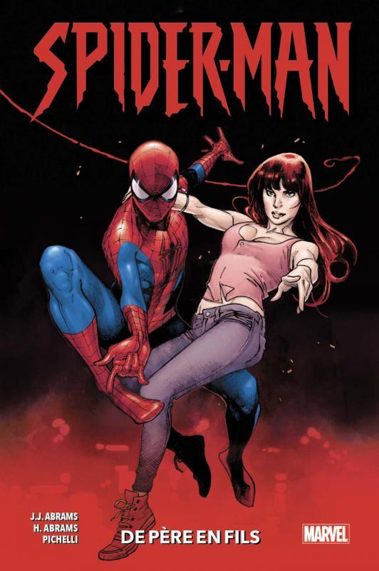 Spider-Man : De père en fils (0), comics chez Panini Comics de Abrams, J.J. Abrams, Pichelli, Stewart, Coipel