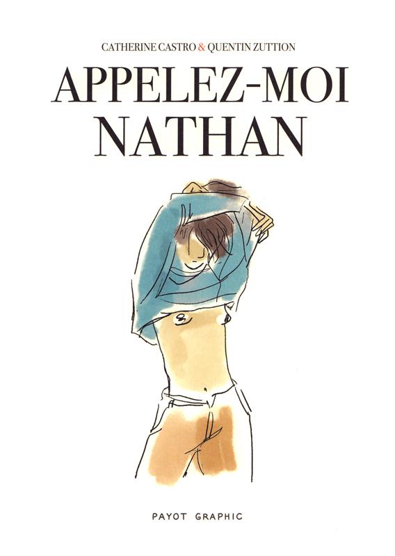 Appelez-moi Nathan, bd chez Payot de Zuttion