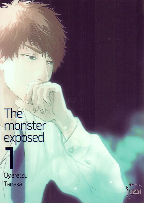 The monster exposed T1, manga chez Taïfu comics de Ogeretsu
