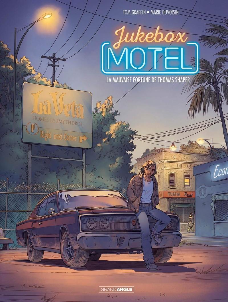 Jukebox Motel T1 : La mauvaise fortune de Thomas Shaper (0), bd chez Bamboo de Graffin, Duvoisin