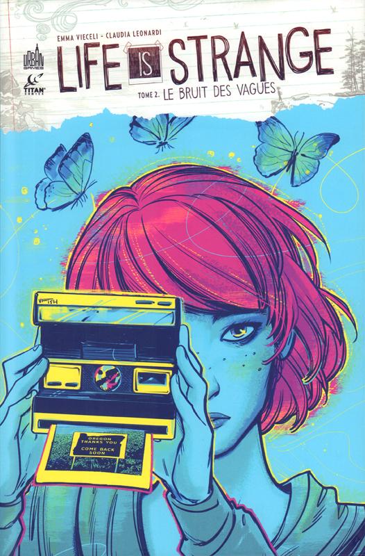 Life is strange T2 : Le bruit des vagues (0), comics chez Urban Comics de Vieceli, Leonardi , Izzo