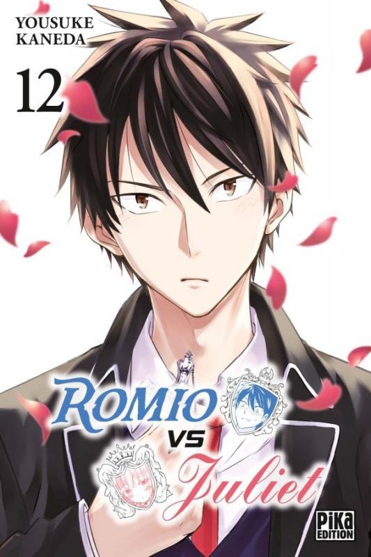 Romio vs Juliet T12, manga chez Pika de Kaneda
