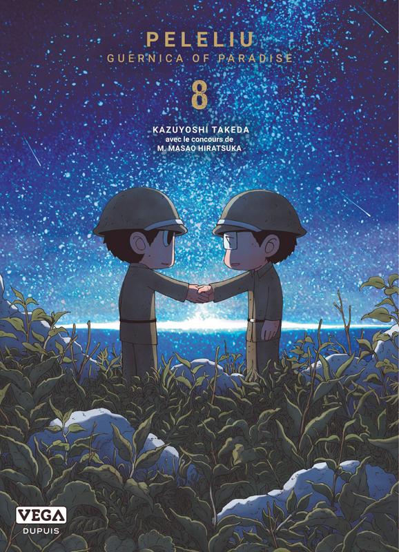 Peleliu - Guernica of paradise T8, manga chez Dupuis de Takeda