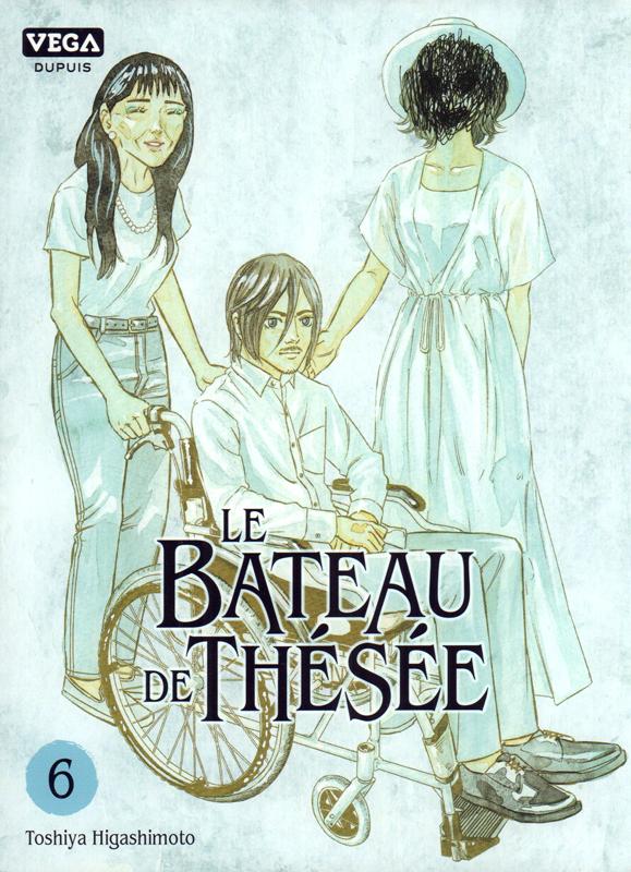 Le bateau de Thésée T6, manga chez Dupuis de Higashimoto