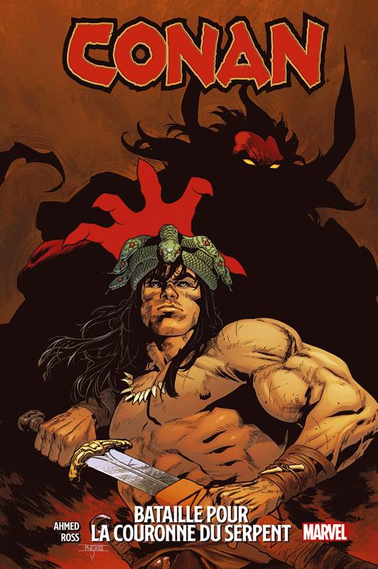 Conan : Bataille pour la couronne du serpent (0), comics chez Panini Comics de Ahmed, Ross, Woodard, Asrar
