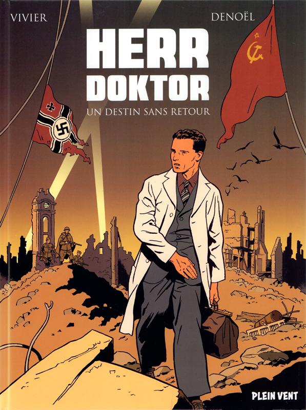 Herr Doktor : Un destin sans retour (0), bd chez Plein vent de Vivier, Parenteau-Denoël, Anna