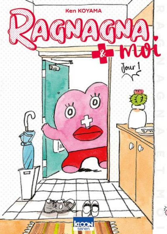 Ragnagna & moi T1, manga chez Ki-oon de Koyama