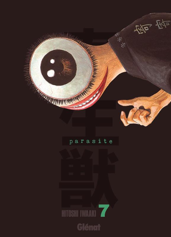 Parasite – Edition originale, T7, manga chez Glénat de Iwaaki