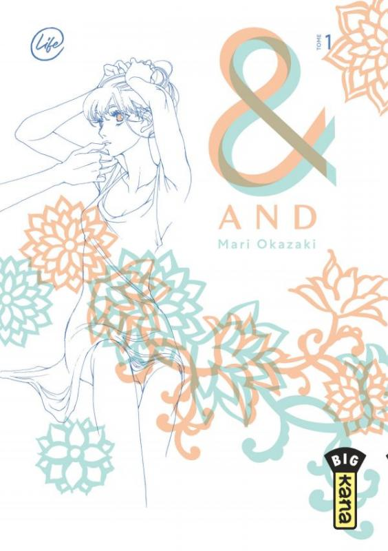 & And T1, manga chez Kana de Okazaki