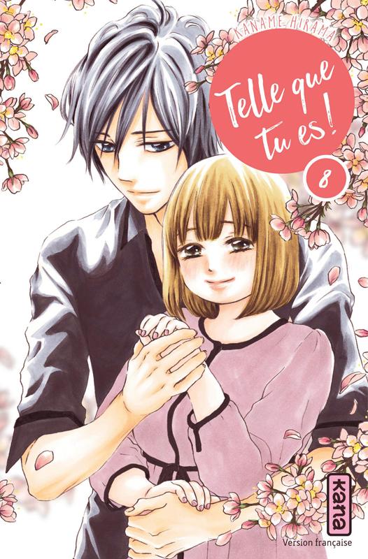 Telle que tu es !  T8, manga chez Kana de Hirama