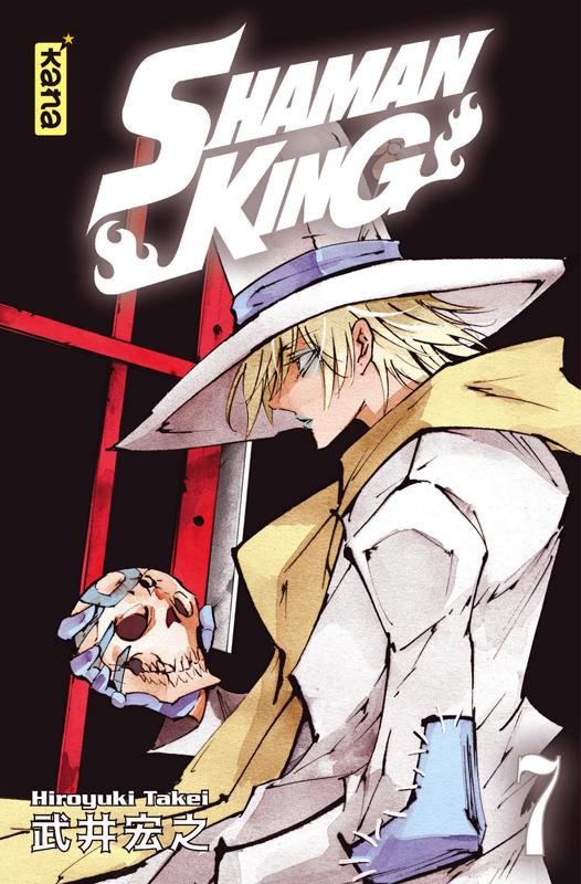 Shaman King – Star edition, T7, manga chez Kana de Takei