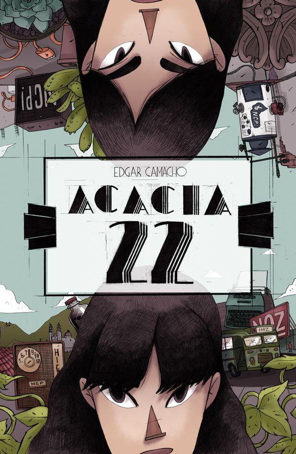 Acacia 22, bd chez Çà et là de Camacho