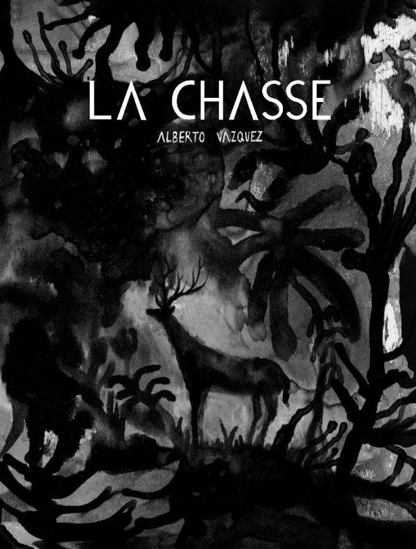 La Chasse, bd chez Rackham de Vazquez