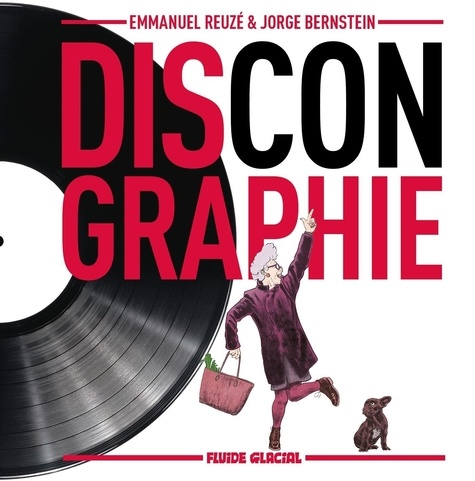 Discongraphie, bd chez Fluide Glacial de Reuzé, Bernstein